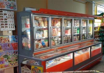 Wyposażenie sklepów spożywczych