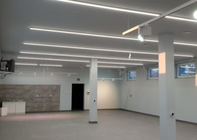 Oświetlenie sklepów